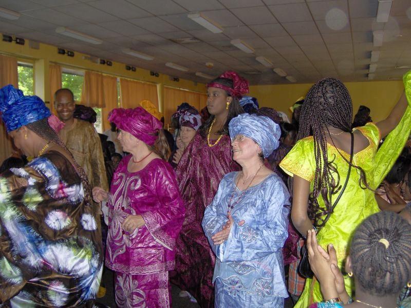 Défilé Mauritanien 3